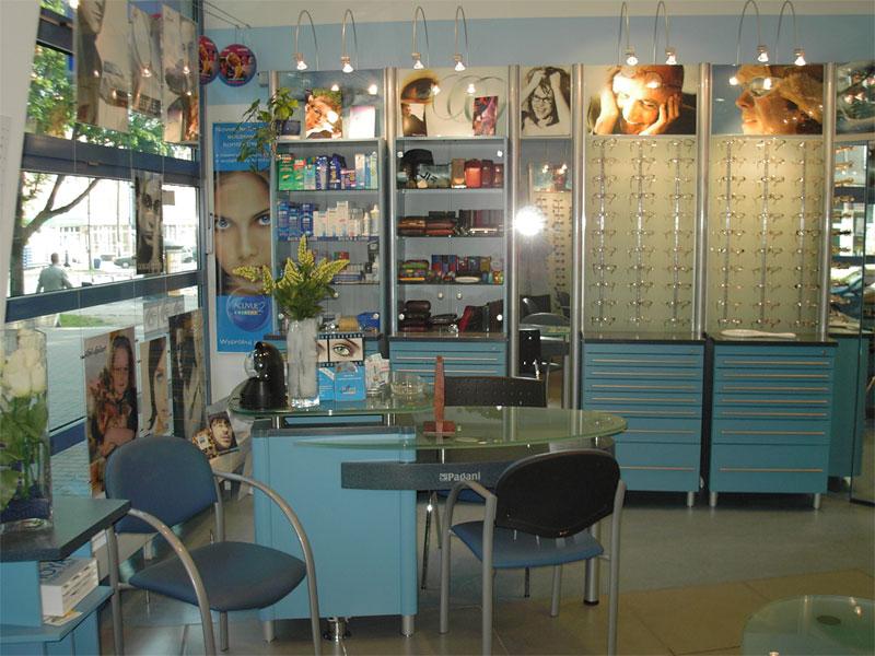 Salon optyczny w Tychach