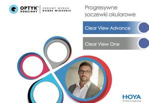 Nowe indywidualne soczewki progresywne firmy HOYA | Optyk